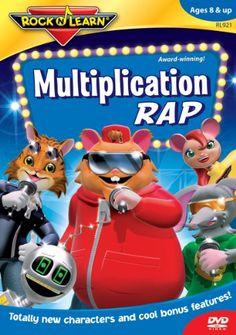 Rock 'N Learn: Multiplication Rap Reviews
