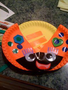 Preschool Crafts – Paper Plate Bugs | Toddler Craft