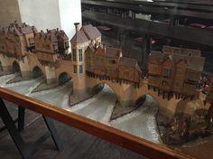 Visit This Incredible Model Of Old London Bridge - St Magnus holds a fascinating secret.