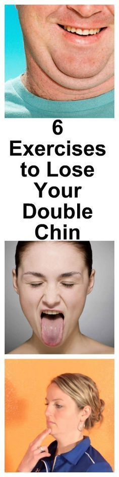 who doesn't want to get rid of double chin, it makes you look fatter and older. Those who get rid of doublechin know what to do. Either you do your own research or you can just read 6 Exercises to Lose Your Double Chin. Pls repin it.