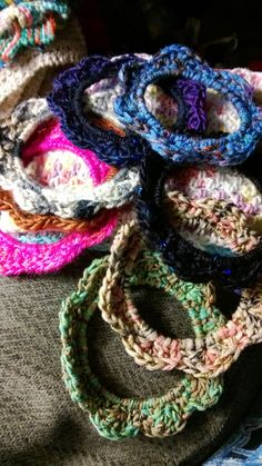 BLOG OF A CRAZY CROCHETING FOOL: Crocheting and knitting...