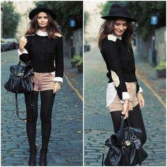 Shorts w/tights