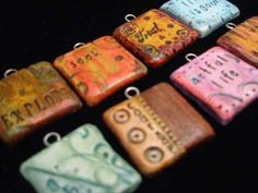 new-charms by tejaesart, via Flickr