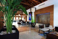 Casa de Campo Lobby; Interior Design by Adriana Hoyos
