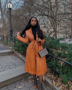 Classy Fall Outfits, Winter Fashion Outfits, Autumn Fashion, Mode Outfits, Chic Outfits, Girl Outfits, Black Girls Outfits, Black Women Fashion, Look Fashion