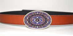 Her Royal Highness Mini-Buckle belt ~ made for a queen!