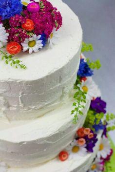 Hochzeitstorte von Willi's Cakes, Hamburg