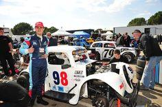 Theo Bourgogne, élève du GARAC, au Castellet : Deux podiums sur trois courses ! | GARAC - Le Campus de l'Automobile