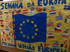 Semana da Europa, no RCP.