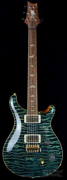 PRS Paul Reed Smith McCarty Private Stock 5679 Rainforest