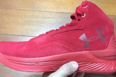 Under Armour Curry 1 Lux