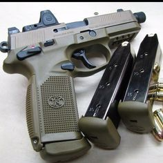 FNP-45 Tactical |  Weapons Lover