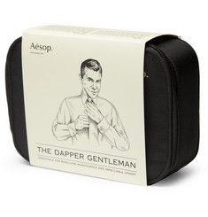 The Aesop Dapper Gentleman Grooming Kit - exclusive to MR PORTER