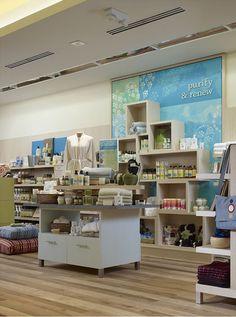 Eco Shoppe Great Hills Station by Kiku Obata & Company, Austin - Texas