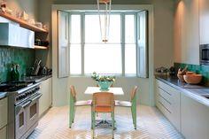 Interior designers using colour: Faye Toogood's design for Anna Singh