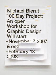 "yalegraphicdesign: "" Design: Daniella Spinat and Lan Lan Liu """