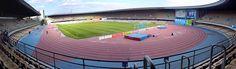 Estadio Munipal de Chapin; Jerez de la Frontera, Andalucía -- Xerez Deportivo FC