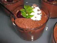 Mus de chocolate no te lo pierdas. Pincha en este enlace o en la foto para acceder y ver la publicación completa en La cocina de Lila
