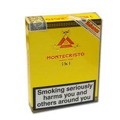 Montecristo No. 4 Cigar - Pack of 5