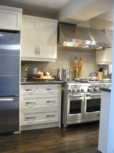 love the cabinetry and handles  from Love it or List it HGTV's new show