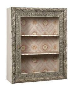 Ella Elaine Wall Shelf with Glass Door, Pink/Taupe, http://www.myhabit.com/redirect/ref=qd_sw_dp_pi_li?url=http%3A%2F%2Fwww.myhabit.com%2Fdp%2FB00H76M4FO