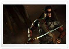 Mortal Kombat X Kenshi HD Wide Wallpaper for Widescreen