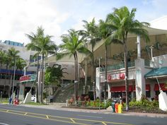 Ward Entertainment Center - across from Ala Moana Beach Park