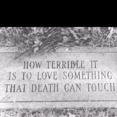 A qoute from Ryan Dunn's grave