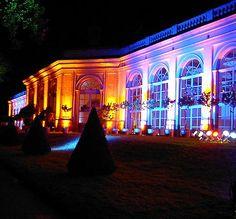 Fassadenbeleuchtung, Dekorationsbeleuchtung