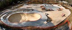 Skatepark Design and Construction Bristol -Rockwell Skate park CTby Site Design Group