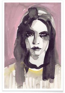 HELLO JUNE BUG - Victoria Verbaan - Affiche premium