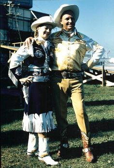 Gene Autry & Gail Davis