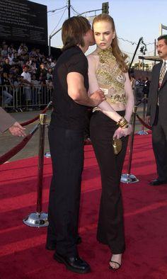 Tom Cruise & Nicole Kidman, 2000