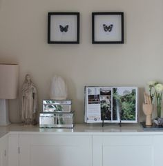 homes decoration butterfly