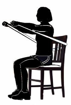 Chair Exercises For Abs, Back Pain Exercises, Exercises For Seniors, Posture Exercises, Core Exercises, Exercise While Sitting, Walking Exercise, Senior Fitness, Yoga Fitness
