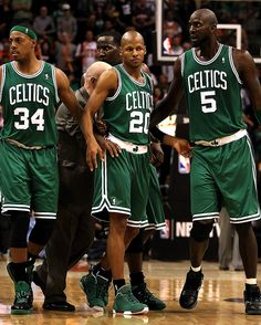 The Celtics Big Three