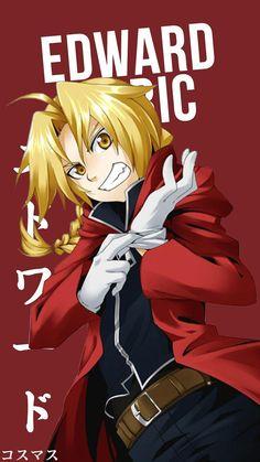Edward Elric ~ Korigengi | Wallpaper Anime