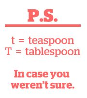 New sign for my classroom kitchens. I don't know how many times I answer this question even though we go over it!