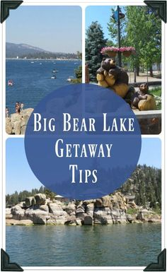 It's a great place to go year-round! Find out why you might want to go to Big Bear Lake, California!