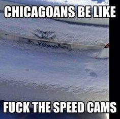 Chicago problems haha