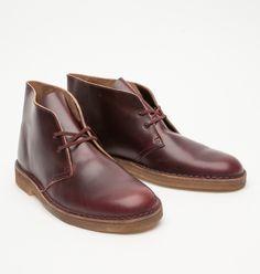 Clarks Horween Desert Boot