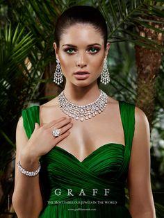 Diamond Jewelry Graff Diamonds it true diamonds are a girl's best friend? Looks pretty good to me! Glamour, Diamond Are A Girls Best Friend, Jewelry Branding, Jewelry Packaging, Luxury Jewelry, Diamond Jewelry, Graff Jewelry, Silver Jewelry, Gold Jewellery