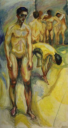 edvard munch paintings - Pesquisa Google
