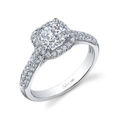 Sylvie Bridal Collection SY930 - Mark Allen Jewelers