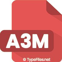 What is .A3M File Extension - An A3M file is a binary data file used by Authorware 3 software for the Macintosh Operating System. File Information A...