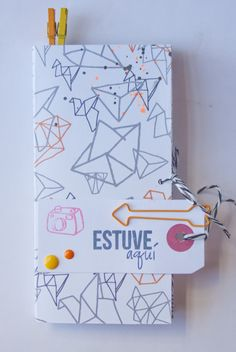 estuve aquí Studio Calico, Minis, Journaling, Scrapbook Albums, Scrapbooking, Mini Books, Travelers Notebook, New Work, Cardmaking