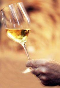 Pitie vína by malo byť obradom White Wine, Alcoholic Drinks, Glass, Drinkware, Corning Glass, White Wines, Liquor Drinks, Alcoholic Beverages, Liquor