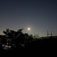https://flic.kr/p/wJJPZH | Blue Moon #moon #月 #canon #PowerShot #G3X