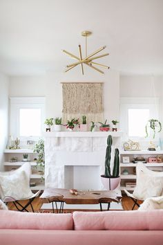From lust-worthy home tours to chic, styling tips, there are endless resources from interior experts showcasing the latest and coolest in contemporary designs. Whether you're looking for new trends, DIY tips or the hottest new home buys, we've whittled down our pick of impeccably stylish home bloggers every interiors junkie should be following…