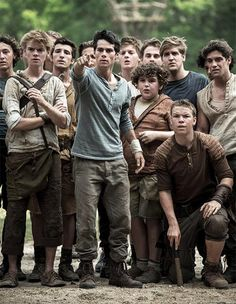 """""""The Maze Runner"""": The film that the book should've been. (Tumblr/@shuckitnewt)"""